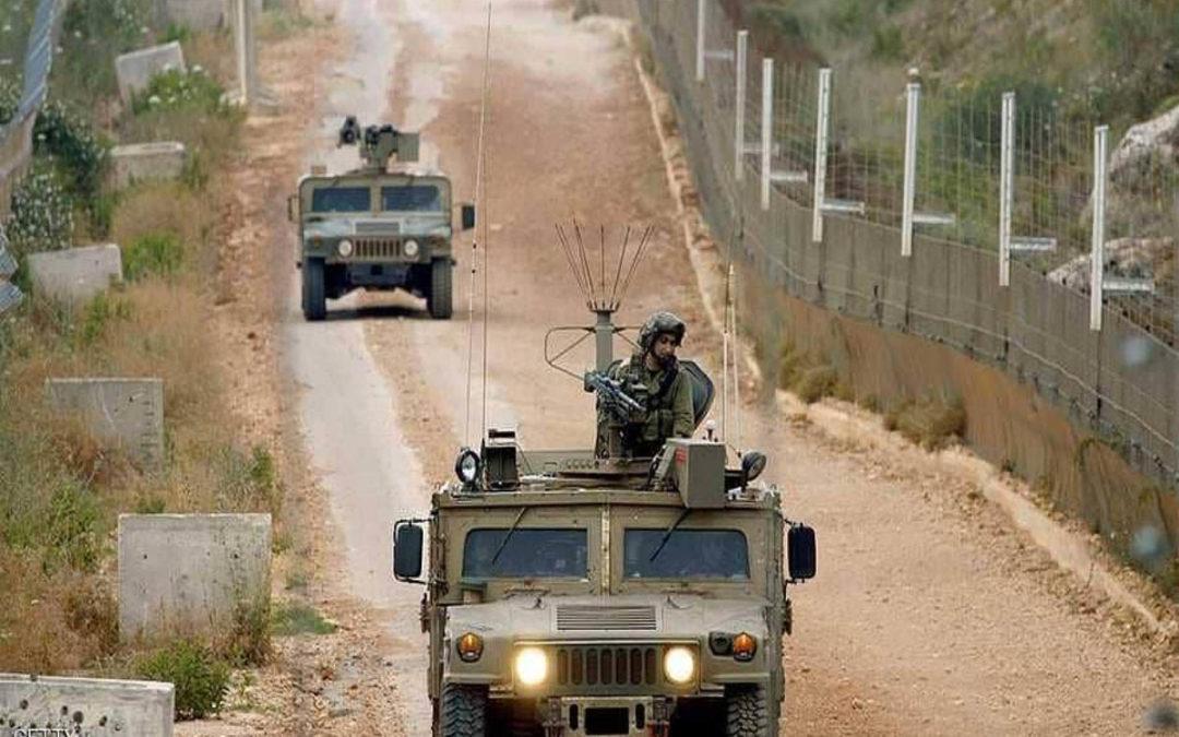 20 عنصرا لقوات الاحتلال تخطوا السياج التقني في ميس الجبل في عملية كشف ومسح للمنطقة