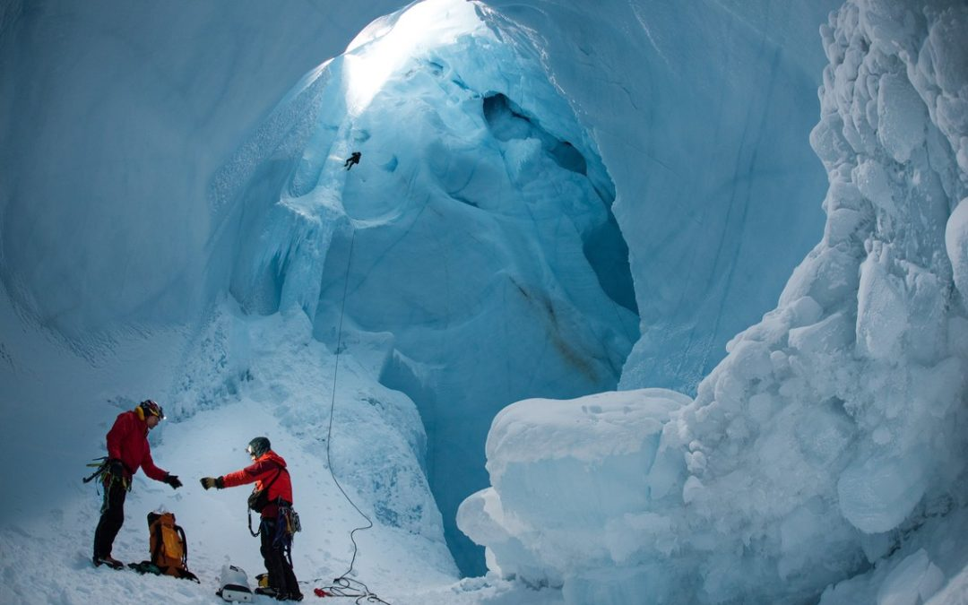 الأرض تفقد 11 مليار طن من الجليد