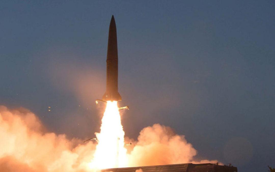 سيول: كوريا الشمالية اطلقت مقذوفين اثنين غير محددين