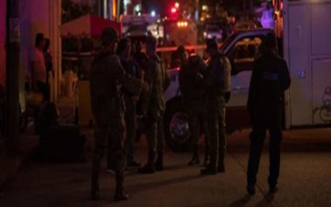 23 قتيلا في حريق متعمد على ما يبدو في حانة في شرق المكسيك
