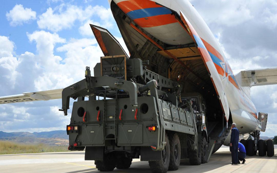 انطلاق المرحلة الثانية من توريد منظومات الدفاع الجوي الروسي إس-400 إلى تركيا