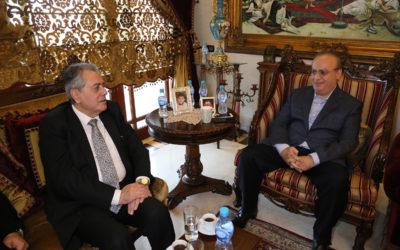 التوحيد العربي: العلاقة مع السفير السوري في لبنان أكثر من جيدة