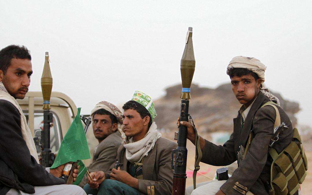 """الحوثيون يطلقون صاروخ باليستي """"قاصم"""" على السعودية"""