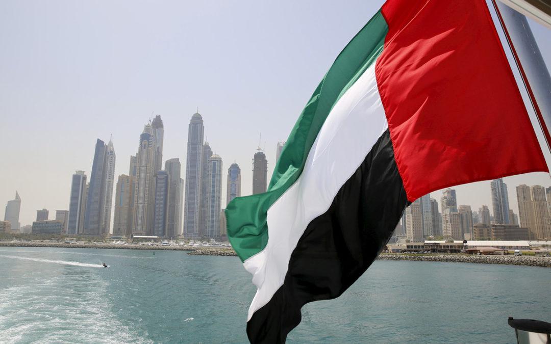 الإمارات قررت الانضمام إلى التحالف الدولي لأمن وحماية الملاحة البحرية