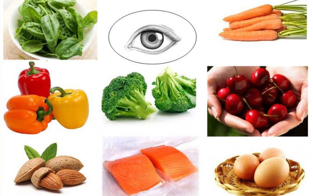 ما هي أهم الخضراوات لتعزيز صحة العين؟