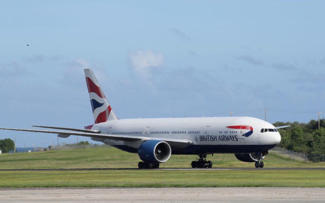 """""""بريتش إيرويز"""" تلغي كل رحلاتها تقريبا في بريطانيا بسبب إضراب طياريها"""