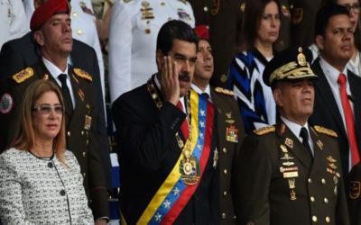 فوز تحالف مادورو في الانتخابات في فنزويلا
