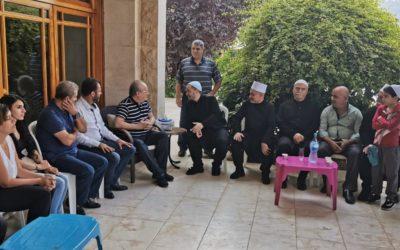 أمانة الاعلام في حزب التوحيد العربي: وهاب يعاود استقبال الزوار نهار الأحد