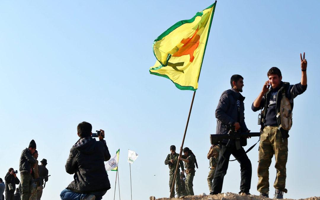 أكراد سوريا يعلنون 'النفير العام' لمدة ثلاثة أيام