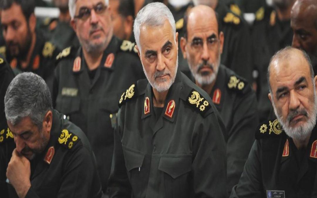 الحرس الثوري الإيراني يعلن عن إحباط محاولة لاغتيال الجنرال قاسم سليماني قائد فيلق القدس