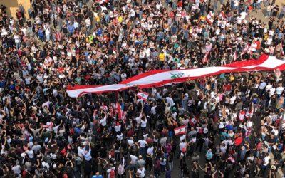 """""""انتفاضةُ الشعبِ"""" لن تهدأَ إلا بخطواتٍ عمليةٍ – الانوار"""