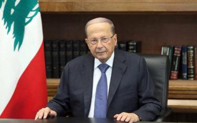 الرئيس عون: كل من سرق المال العام يجب ان يحاسب والمهم ألا تحميه طائفته