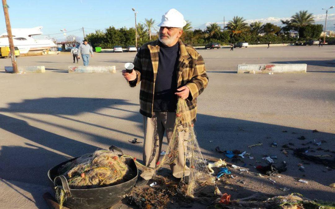صيادو الأسماك في خيزران دعوا القوى الامنية الى حماية المواطن