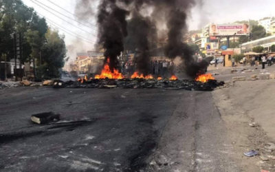 الحكومة: الحريري يفاوض بالشارع – الاخبار