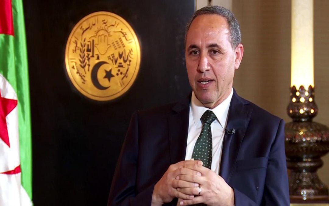 ثاني أكبر حزب في الجزائر يكشف عن مرشحه للانتخابات الرئاسية المرتقبة