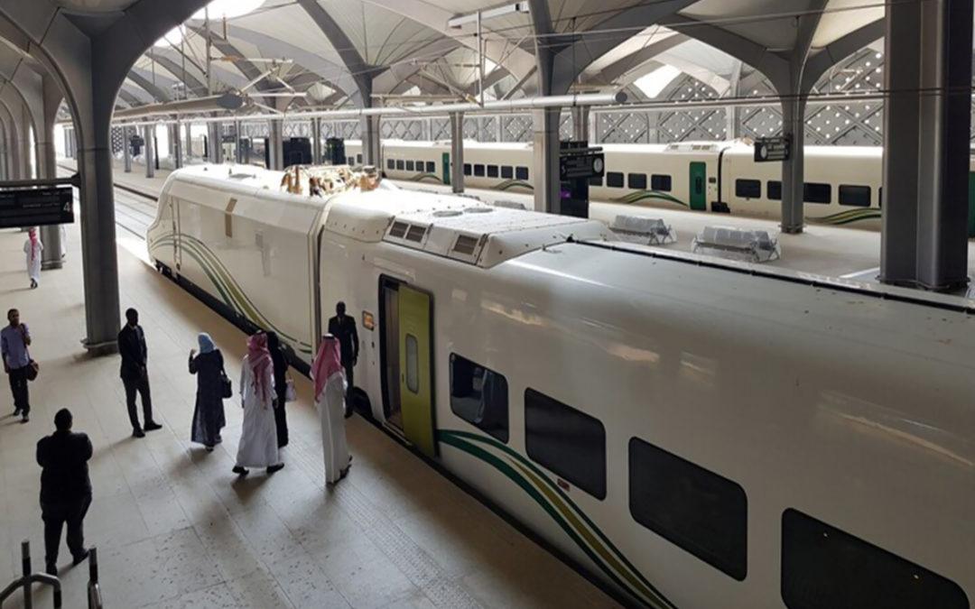 تعاون روسي سعودي في مجال السكك الحديدية