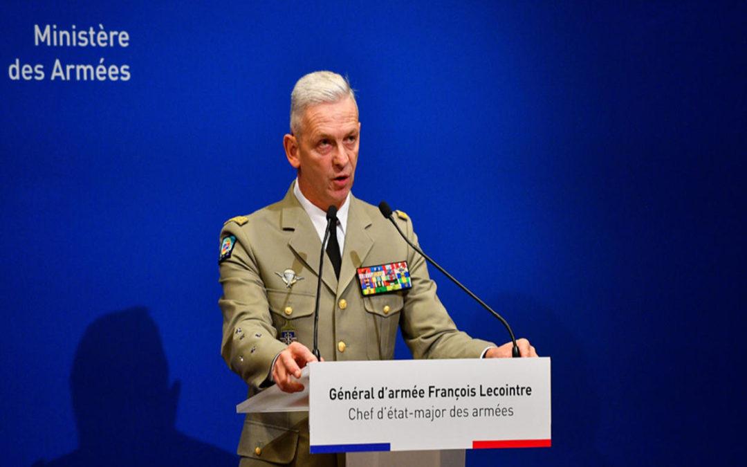 رئيس الأركان الفرنسي: لا عمل ارهابيا وراء تصادم المروحيتين في مالي