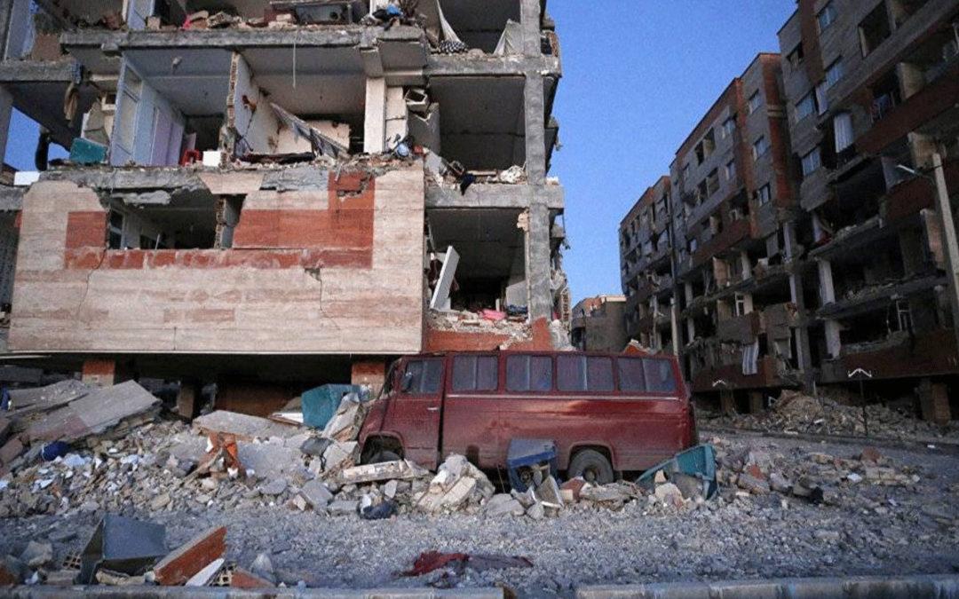 5 قتلى و120 جريحا في زلزال ضرب شمال غرب إيران