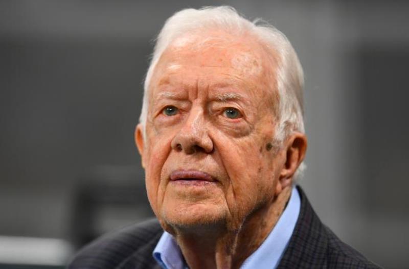 إدخال الرئيس الاميركي السابق جيمي كارتر الى المستشفى
