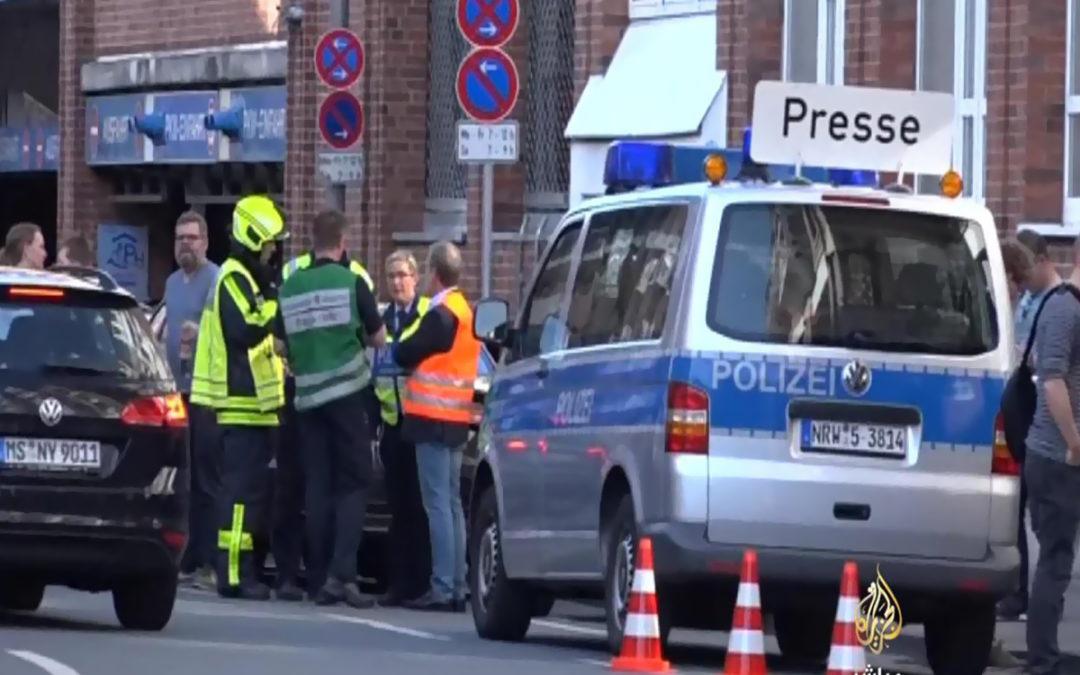 قتيل و25 مصابا على الأقل جراء انفجار شرق ألمانيا