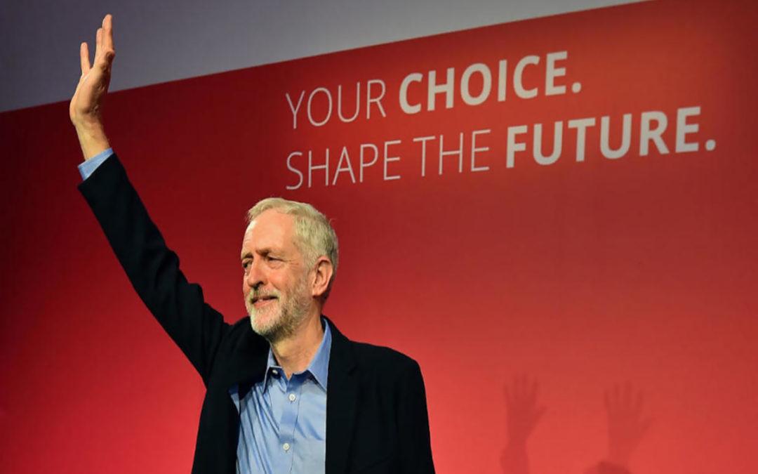 كوربين: لن اقود حزب العمال البريطاني في الانتخابات المقبلة