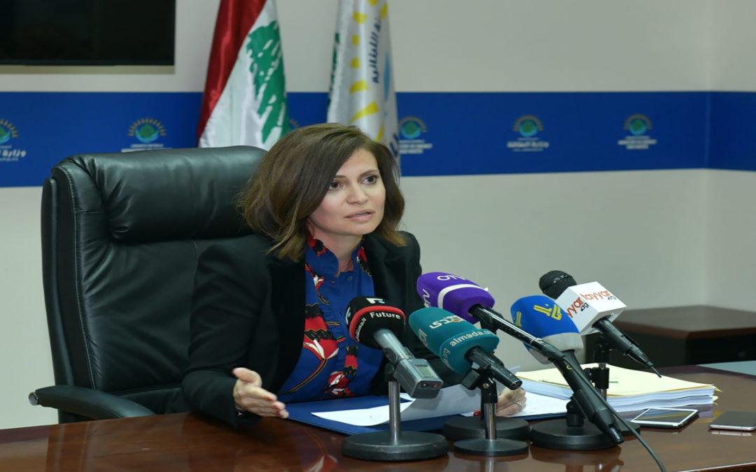 بستاني سلمت أول ترخيص للتنقيب عن النفط: مبروك للبنان سنبدأ بالحفر في ك2 في البلوك رقم 4