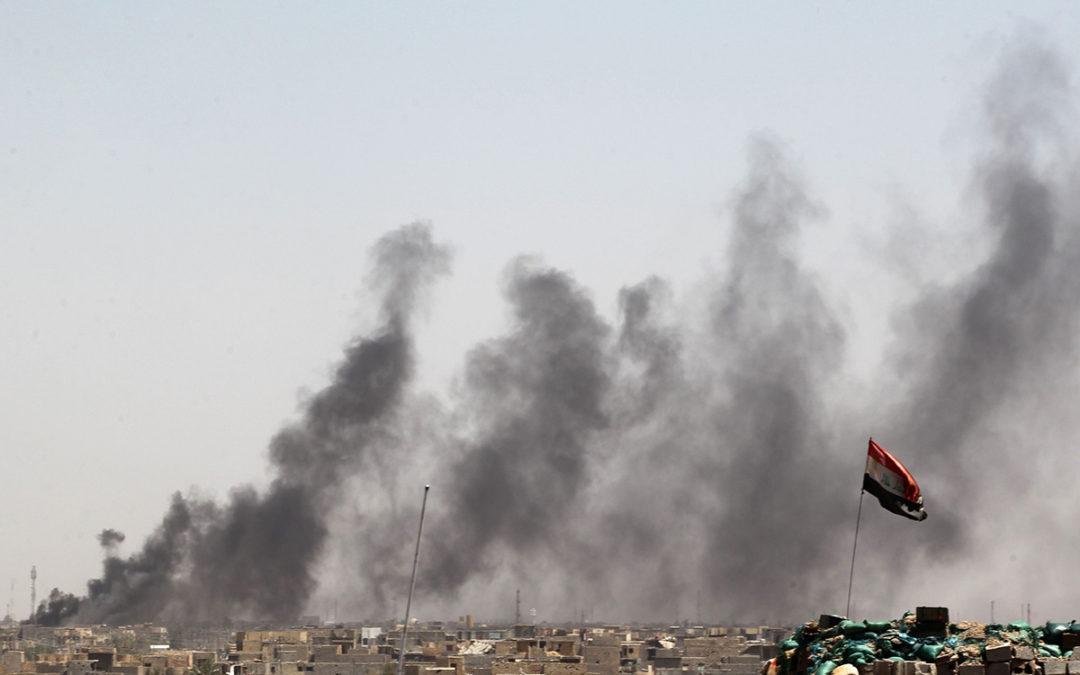 """""""حزب الله"""" دان العدوان الاميركي على العراق: اعتداء سافر يستهدف ضرب عناصر القوة القادرة في مواجهة داعش وقوى التطرف والاجرام"""