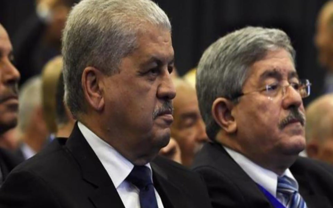 محكمة جزائرية: سجن رئيسي وزراء سابقين 15 و12 عاما بتهم الفساد