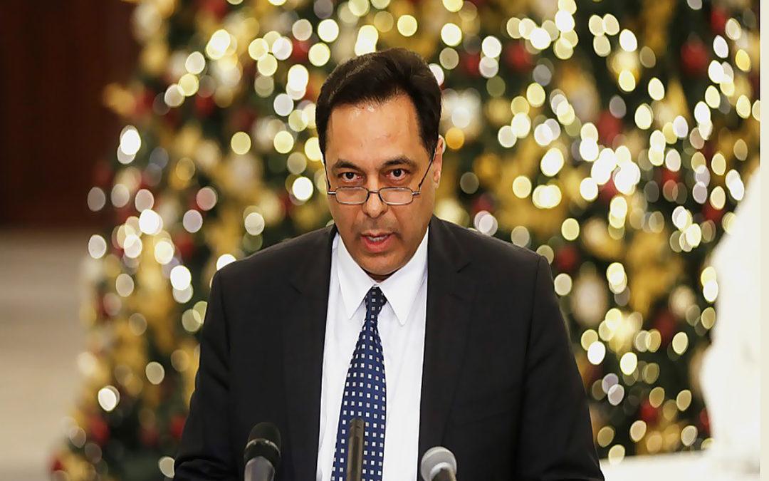الرئيس حسان دياب رجل الصدق والشفافية – مسعود أبوذياب – خاص الموقع