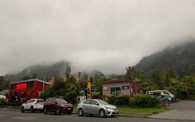 قتيل في ثوران بركان في نيوزيلندا