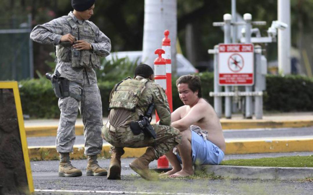 قتيلان في إطلاق نار في قاعدة بيرل هاربور في هاواي