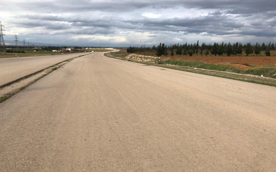 سوريا.. أول طريق سريع مأجور بمواصفات عالية