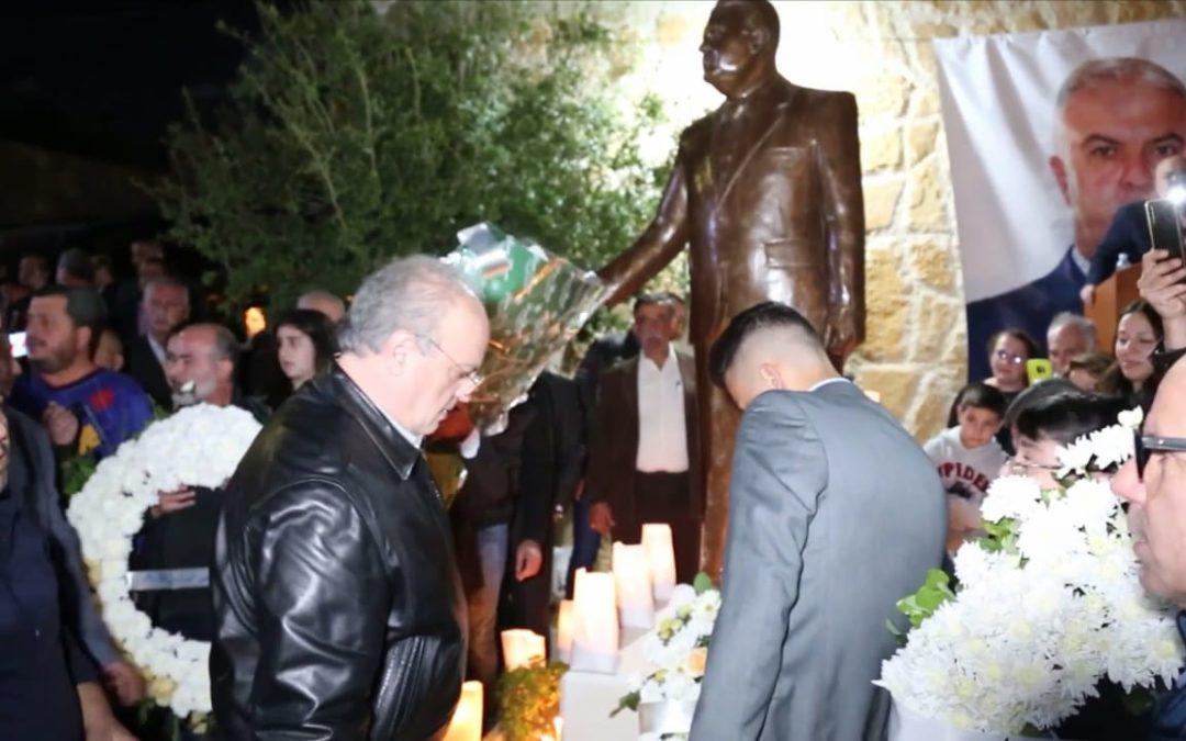 حزب التوحيد العربي أحيا الذكرى السنوية الأولى للشهيد محمد أبوذياب