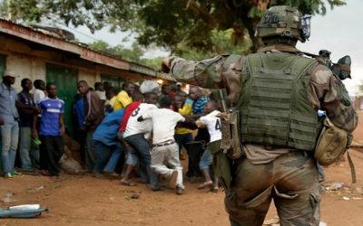 50 قتيلا في مواجهات بين ميليشيات متناحرة في افريقيا الوسطى