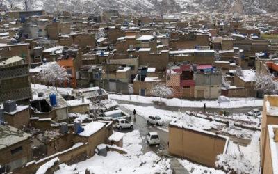 اكثر من 110 قتلى في عواصف ثلجية في أفغانستان وباكستان