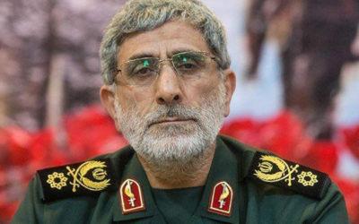 خامنئي يعين العميد اسماعيل قاآني قائدا لفيلق القدس خلفا لسليماني