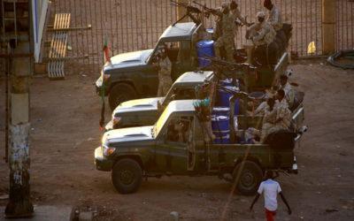 5 قتلى خلال تمرد نفذه عناصر من جهاز المخابرات العامة في السودان