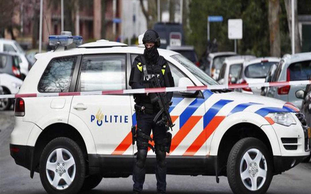 انفجار في مكتب البريد في أمستردام ولا إصابات