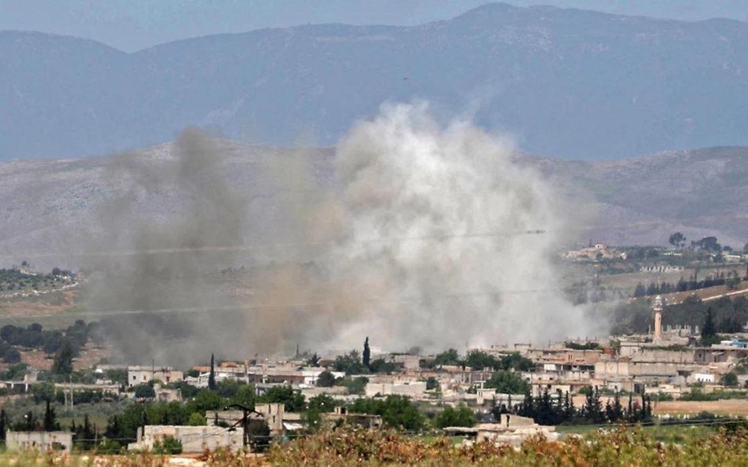 الخارجية السورية تعلق على التحرك التركي والاستهداف الإسرائيلي