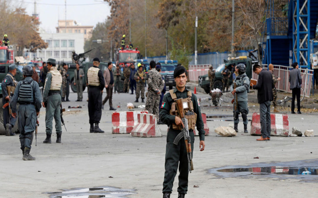 هجوم انتحاري في غرب كابول أوقع ضحايا مدنيين