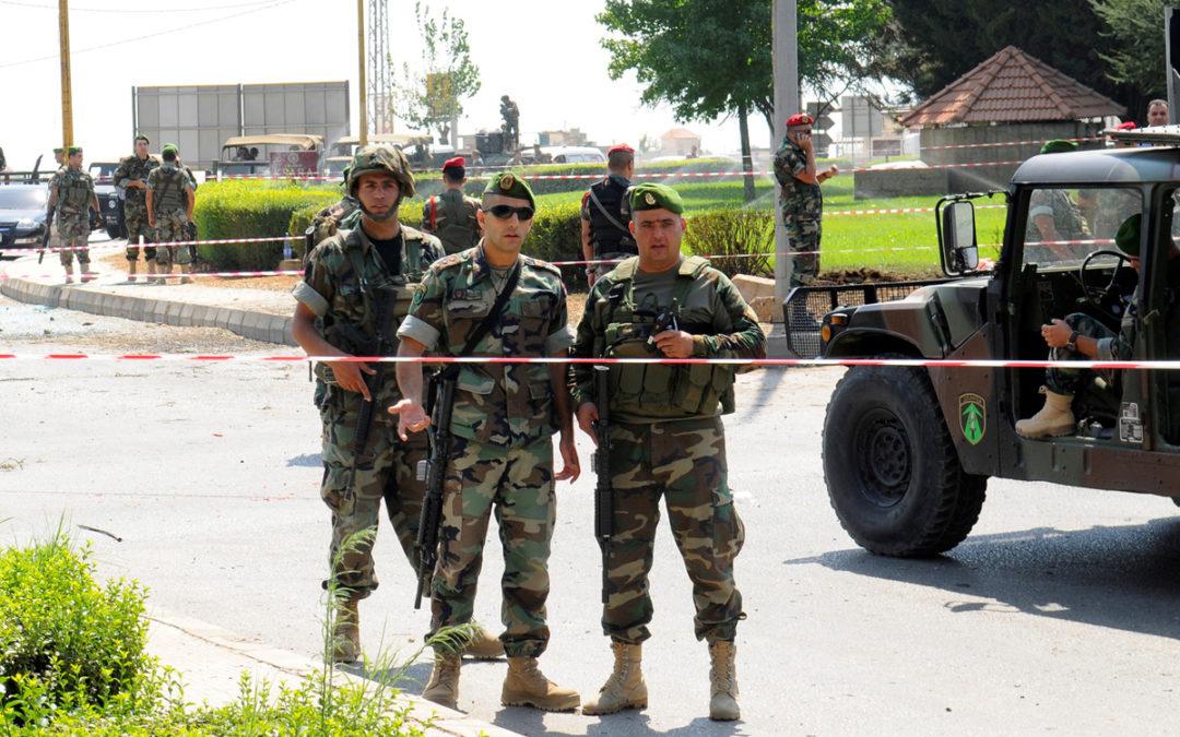 أمانة الإعلام: الجيش اللبناني خط أحمر وللإسراع في توقيف المعتدين