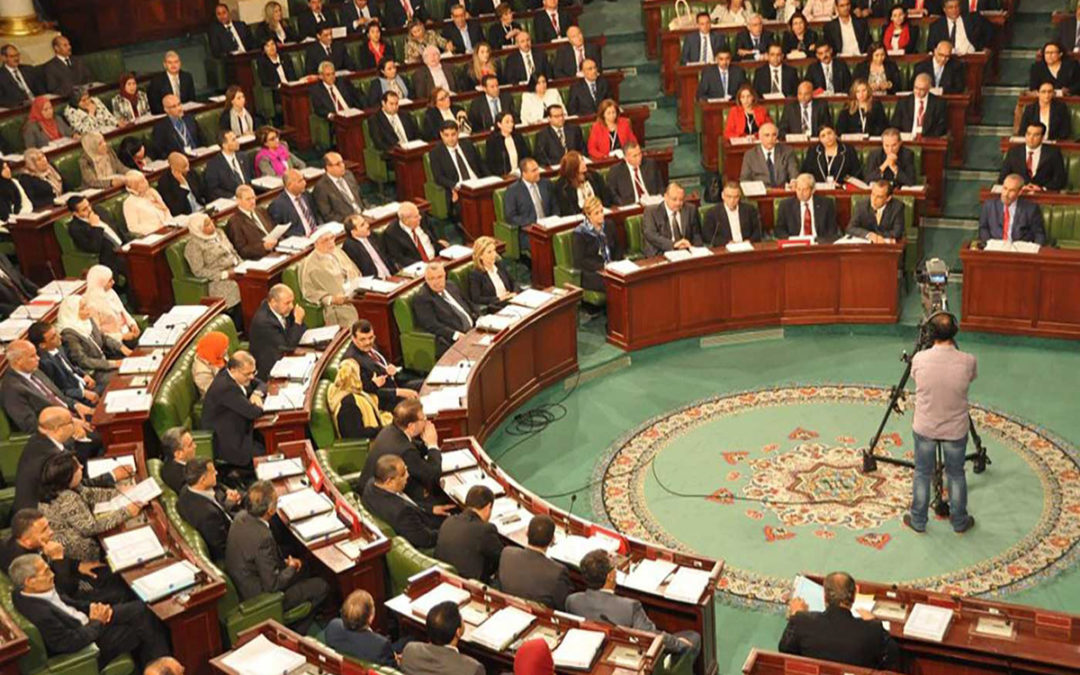 البرلمان التونسي منح الثقة لحكومة إلياس الفخفاخ