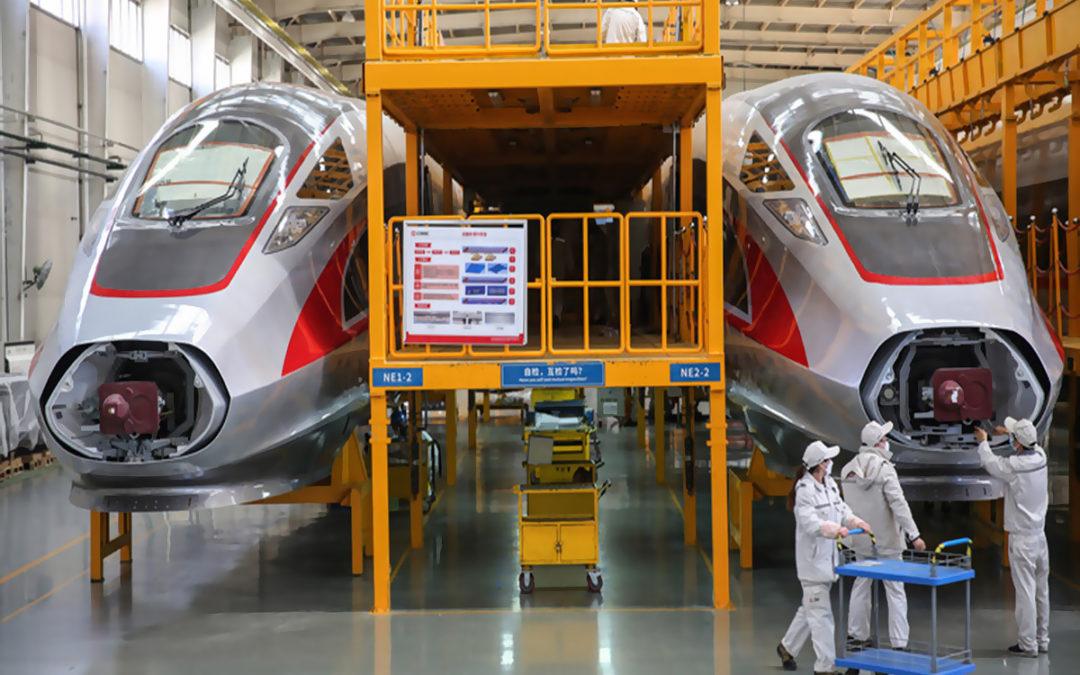 الإنتاج الصناعي في الصين يسجل أسوأ حصيلة منذ 3 عقود!