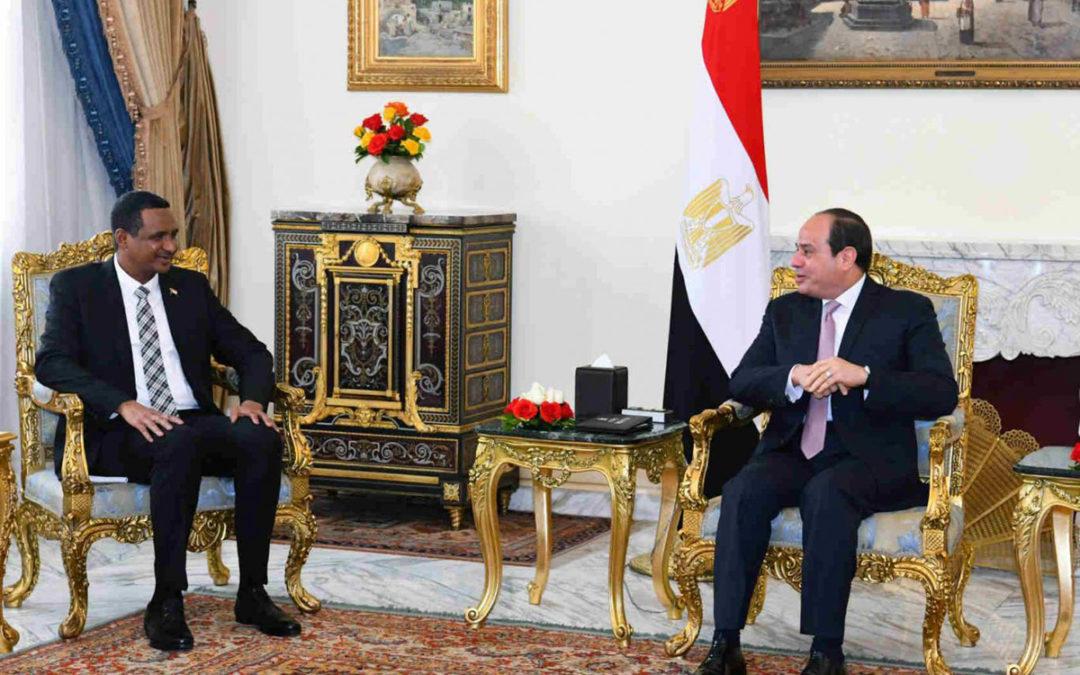 وسائل إعلام سودانية: خضوع حميدتي لفحص كورونا بعد عودته من مصر
