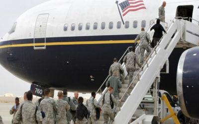 البيت الأبيض ايد إلغاء قانون يجيز الحرب على العراق