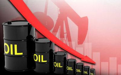 أسعار النفط تهبط بنحو 3%