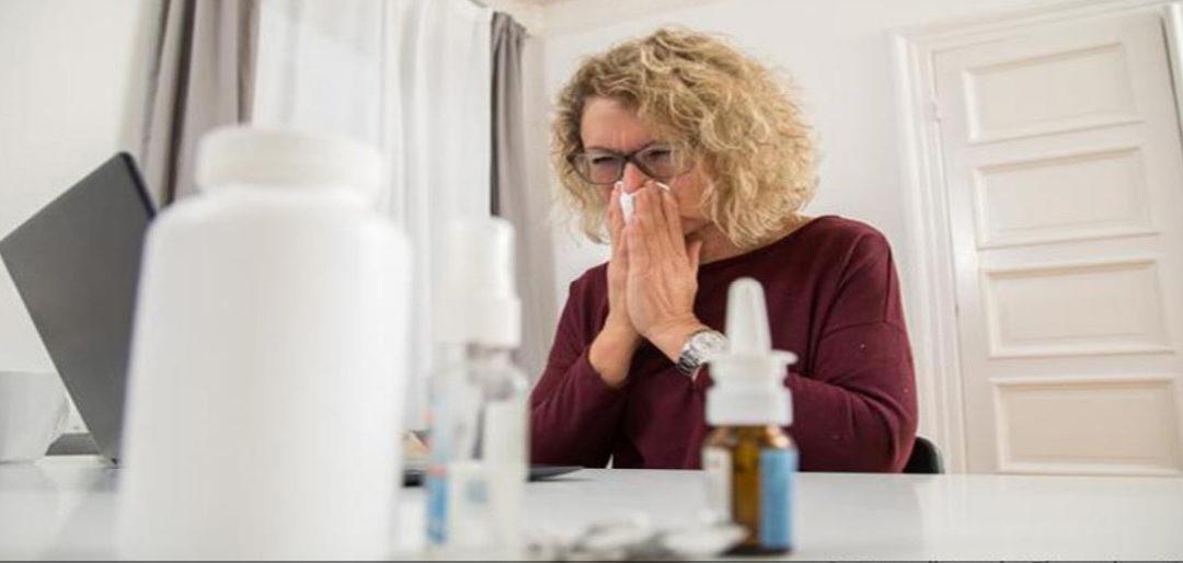 كيف تفرق بين حساسية الربيع وأعراض فيروس كورونا؟