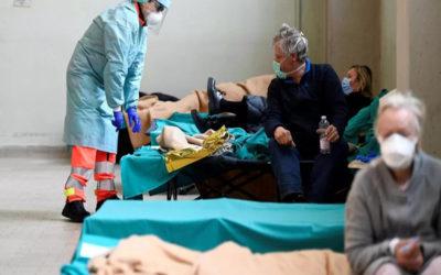 رويترز: إصابات كورونا في أوروبا تجاوزت الـ 200 ألف إصابة في 10 أيام