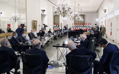 """لبنان """"يُذكِّر"""" الدول المانحة بأزمته. . ونصائح دولية باللجوء الى صندوق النقد – صحيفة الجمهورية"""