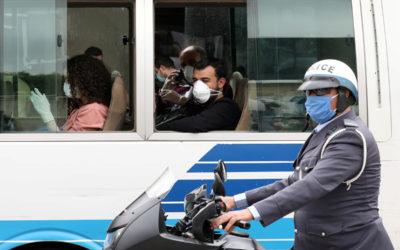 الصحة: حالة كورونا واحدة على متن الرحلات التي وصلت بتاريخ 18 و19 آب